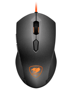 Mouse GAMING COUGAR MINOS X2,6 Botones,Sensor Optico ADNS-3050 500-3000DP