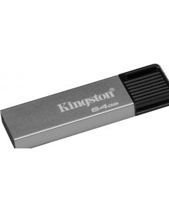 Memoria USB 3.0/3.1 64GB Kingston DTM7 Negro