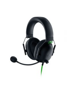 Audifonos Multiplataforma para eSPORTS GAMING RAZER BLACKSHARK V2 X RZ04-03240100-R3U1 Color Negro,para PC Gaming/Mac/PS4/Xbox One/Nintendo Switch/Smartphone,con Sonido Envolvente 7.1(solo para PC), Conexión 1 Enchufe 3.5mm(incluye adaptador de 1 Enchufe