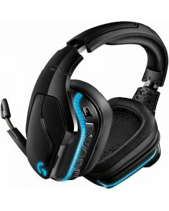 Audifonos Inalámbricos Multiplataforma GAMING LOGITECH G935 para  PC/PS4/Xbox One/Nintendo Switch, Cable 1 Plug 3.5mm/Adaptador Inalámbrico USB, Con sonido Envolvente 7.1