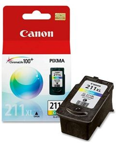 Cartucho de Tinta Original Canon CL-211XL para IP2700,MP250