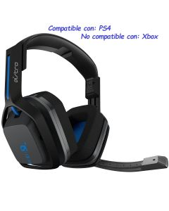Audifonos Inalámbricos Multiplataforma GAMING ASTRO A20 para PC/PS4/XBOX/MAC(No compatible con Switch)