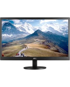 "Monitor LED AOC E970swn 19"" (18.5"") Widescreen HD Color Negro VGA 1366 x 768"