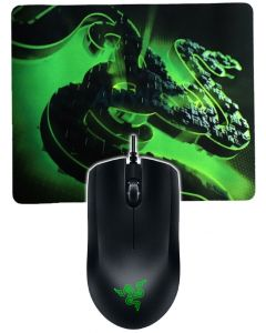 Combo GAMING RAZER RZ83-02730100-B3M1 CONSTRUCT EDITION Mouse Abyssus Lite+Mouse Pad Goliathus Mobile