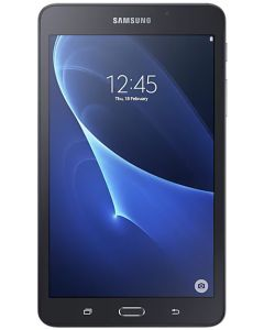 "Tablet Wi-Fi SAMSUNG Galaxy TAB A 7""  SM-T280 Negro, Quad Core 1.3Ghz, Android 5.1.1, Alm. 8GB, Exp. 200GB, Ram 1.5GB, Camara Trasera 5MP/ Frontal 2MP"
