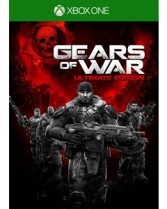 Videojuego Original para XBOX ONE GEARS OF WAR ULTIMATE EDITION Guardians, en Caja