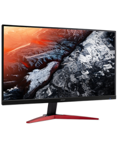 "Monitor LED GAMING ACER NITRO KG271 27"" (27"") UM.HX1AA.C02 Color Negro Widescreen,Full HD 1920x1080,Frecuencia de Actualizacion de 144Hz"