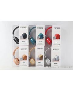 Audifonos Bluetooth MS-K8 ,Micro SD,Funcion Contestar Llamadas, Aux 3.5mm Recargables