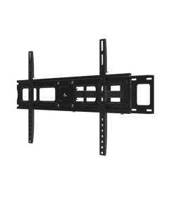 Soporte Ajustable Articulado de Pared Angular o Plana,para TV X-TECH XTA-475 32-70´´ con Brazo Movible Rotacion -12°+12°/Giro 180° Especificacion VESA Max. 600mm x 400mm,Metalico,max 110lbs